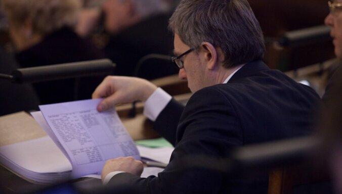 Заланс: в латвийской политике воцарился брежневский застой