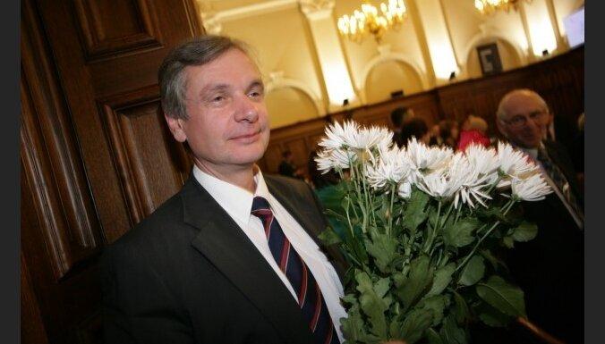 Шадурскис станет депутатом ЕП в 2010 году