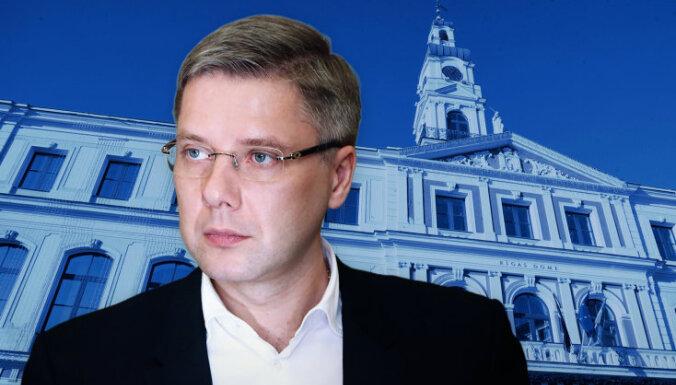 От Рижской думы затребовали информацию, не тратил ли Ушаков деньги города, когда судился с Кирсисом