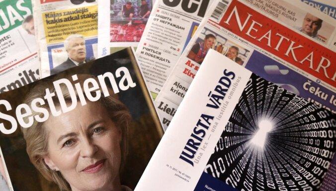 SPRK turpmāk apstiprinās arī preses piegādes tarifus
