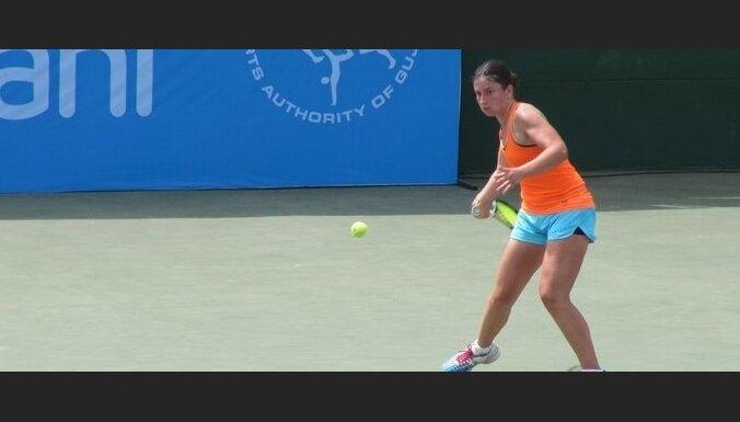 Севастова обыграла в финале россиянок и завоевала титул во Франции