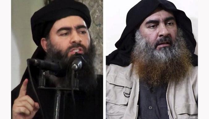 Sīrijā varētu būt gājis bojā 'Daesh' līderis al Bagdadi