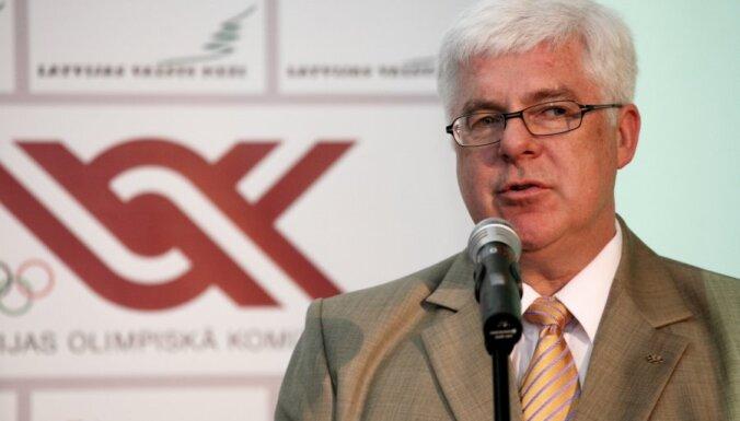 Par Nacionālās sporta padomes priekšsēdētāja vietnieku ievēlēts Vrubļevskis