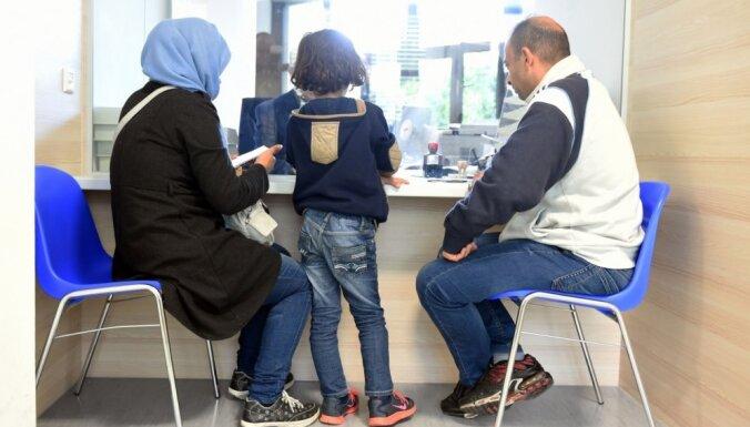 Германия ожидает наплыва 750 тысяч беженцев в этом году