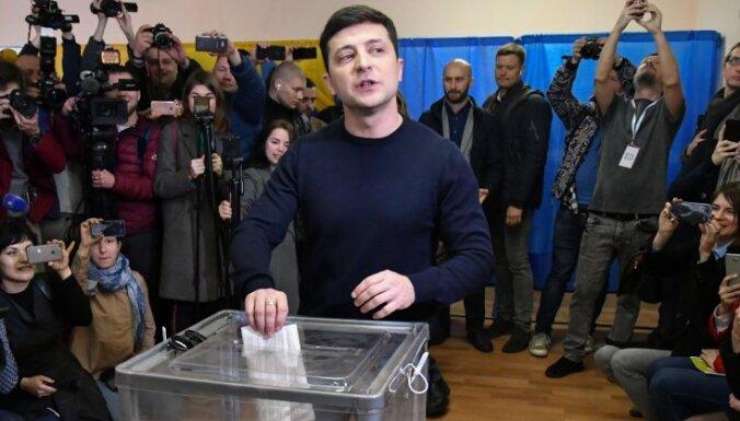 Что может сделать Зеленский в случае победы на выборах президента Украины?