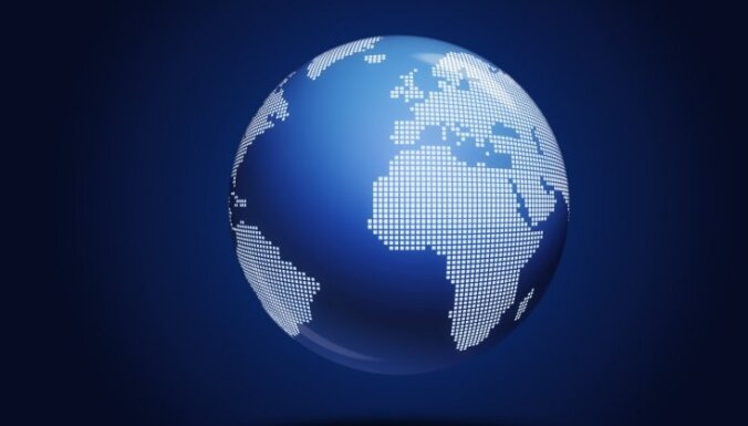 Lielākā daļa ASV skolēnu nevar uz kartes atrast savu valsti