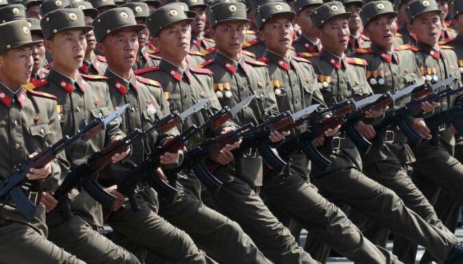 Ziemeļkorejas draudu ēnā: 60 gadu šausminošākie uzbrukumi