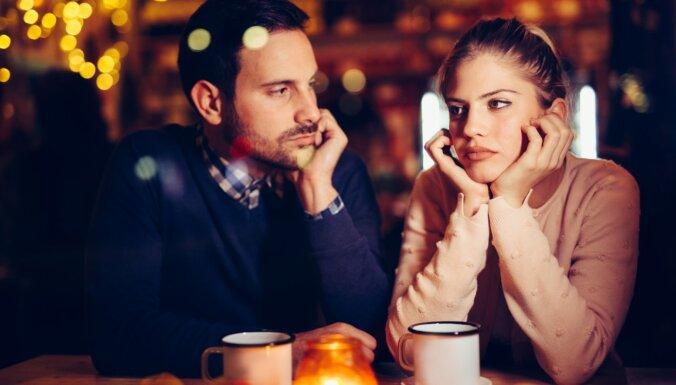 Mācies no citu kļūdām! Darbības, kuras ved līdz neveselīgām attiecībām
