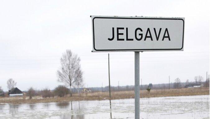 Ja laikapstākļi krasi nemainīsies, plūdi Jelgavai varētu iet secen