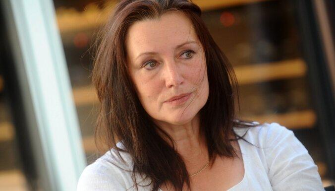 Zane Jančevska var zaudēt aktrises darbu Nacionālajā teātrī