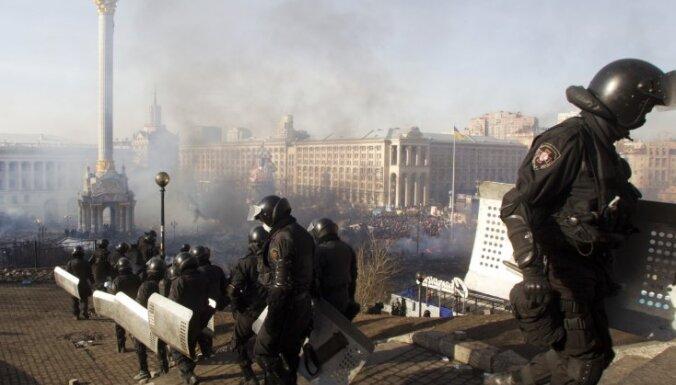 Российские СМИ: в США не замечают убитых на Майдане милиционеров