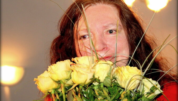 Ojāra Vācieša literāro prēmiju dzejā saņem Amanda Aizpuriete