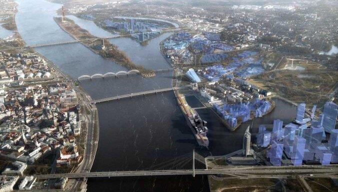 Начинается публичное обсуждение планировки территории Риги до 2030 года