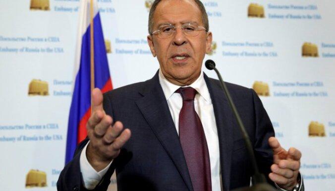 Лавров обвинил США в церковном расколе на Украине