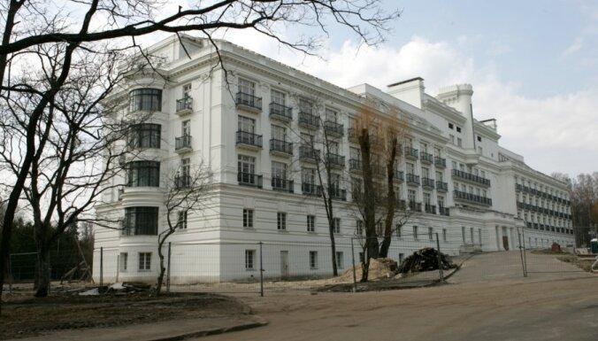 Izsolē pārdos Ķemeru sanatoriju; sākumcena 3,7 miljoni latu