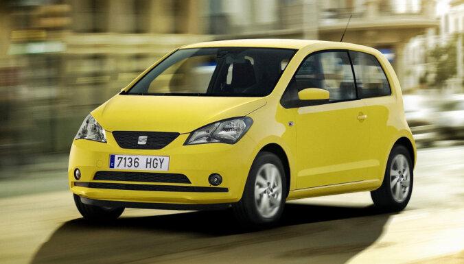 Mazs, bet jauns. Deviņi auto, ko Latvijā var nopirkt līdz 10 tūkstošiem eiro