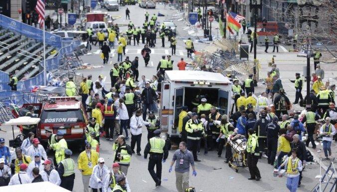Viens no 'Bostonas spridzinātājiem' bijis iekļauts ASV teroristu datu bāzē