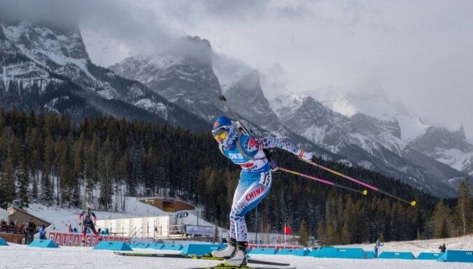 Sala dēļ Kanādā uz svētdienu pārceltas PK posma biatlonā sprinta sacensības