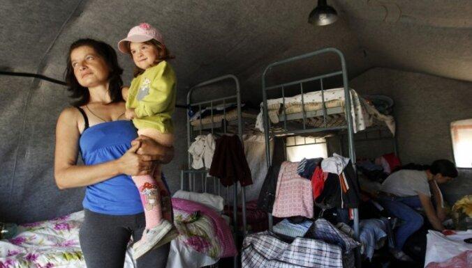 Эстония не предоставила убежище 54-м украинским беженцам