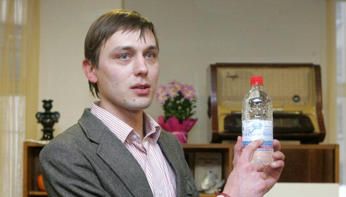 'KPV LV' atbalstītājs 'Memory water' iegūst sociālā uzņēmuma statusu, vēsta raidījums