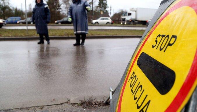 Дорожная полиция продолжает рейды на дорогах