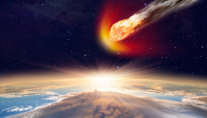 У берегов Камчатки в декабре взорвался метеорит. Сила взрыва достигла 173 килотонн