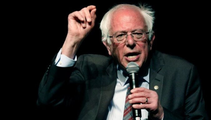 США: Берни Сандерс вышел из президентской гонки