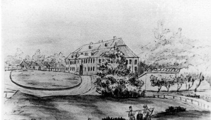 Веселавское поместье — дом на острове с привидением (ФОТО)