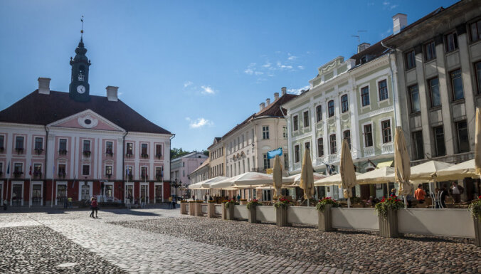 Ar Latvijas kultūras nedēļu Tartu svinēs Latvijas simtgadi