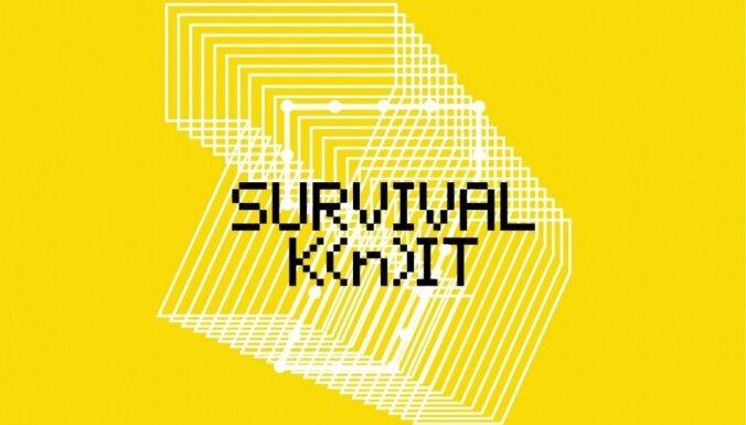 Septembrī gaidāms ikgadējais laikmetīgās mākslas festivāls 'Survival K(n)it 7'