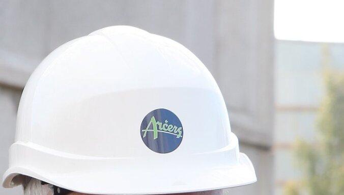 Būvkompānijai 'Arčers' jauns valdes priekšsēdētājs