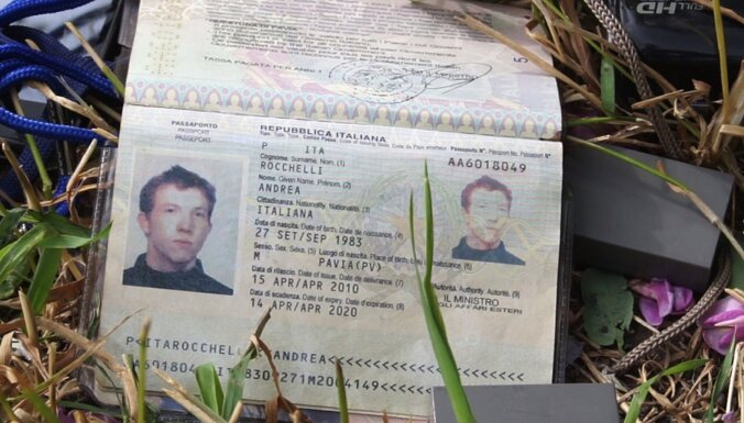 Боец Нацгвардии Украины осужден за убийство итальянского фоторепортера в Донбассе