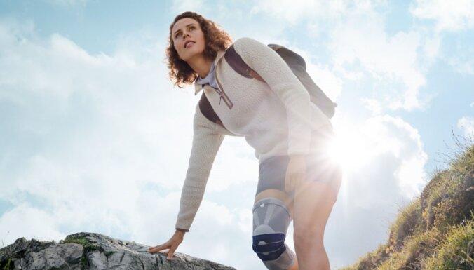 Болит колено! Поможет ли фиксатор коленного сустава?