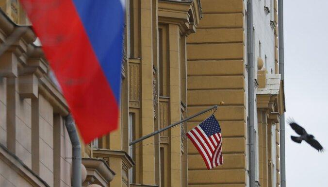 Krievija atsauc savu vēstnieku Vašingtonā