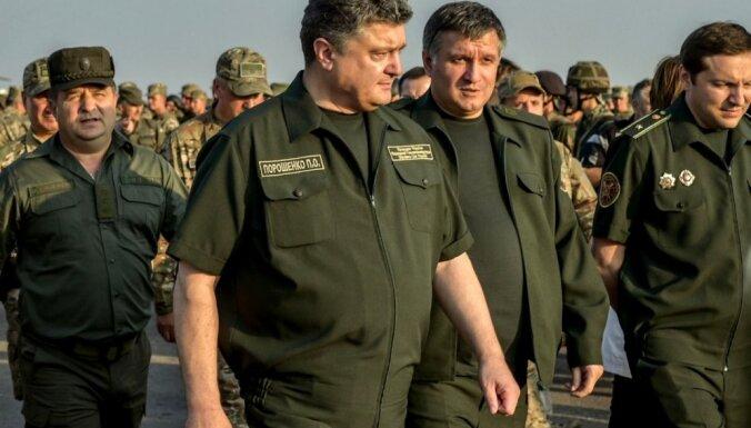 Порошенко: 70% российских войск покинули Украину