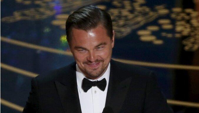 """Ди Каприо передал следователям подаренный """"Оскар"""" из-за дела о хищениях"""