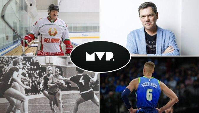 'MVP': Porziņģa ceļgals, Kariņa smilškaste un hokeja čempionāts revolūcijas ēnā