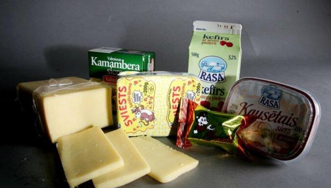 Eurostat: в Латвии еда стоит дороже, чем в Литве и Эстонии