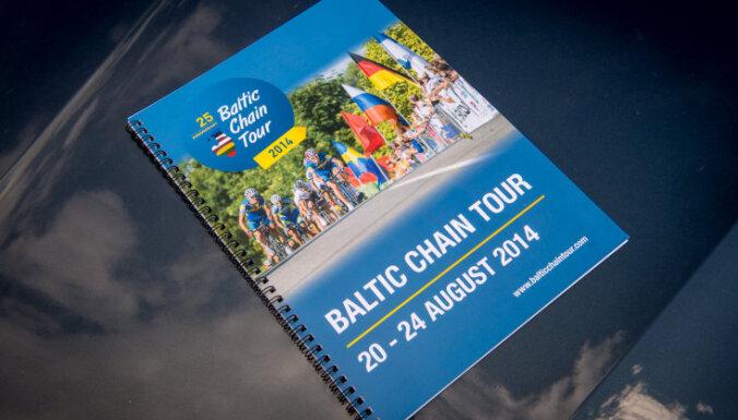 Viļņā sākas Baltijas ceļa 25. jubilejas velobrauciens