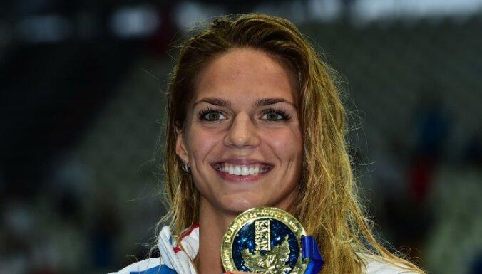 Чемпионат мира по водным видам спорта: Ефимова — с бронзой, общий зачет выиграл Китай