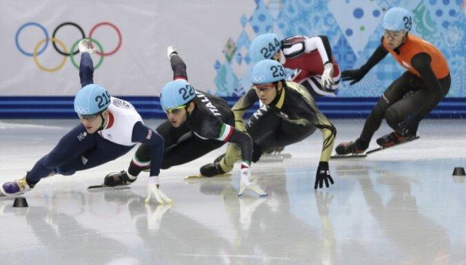 Дисквалификация японца вывела Пукитиса в полуфинал