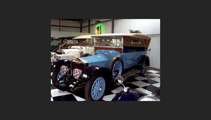 1913 Rolls Royce Silver Ghost Tourer