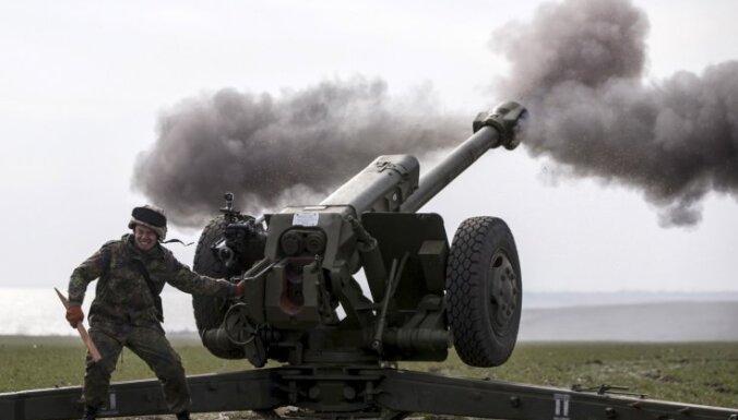Украина попросила у Германии оборонительное вооружение