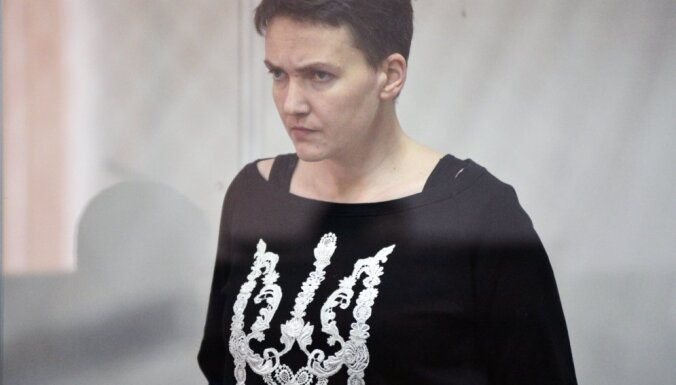Надежде Савченко не продлили содержание в СИЗО