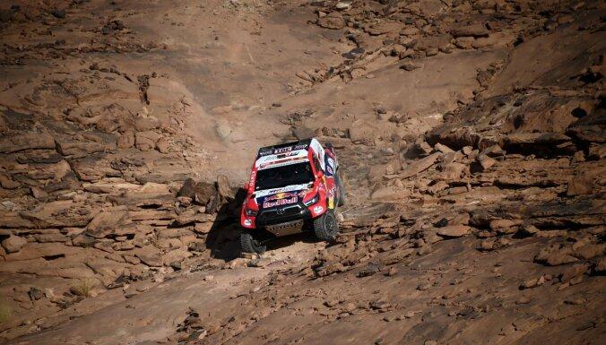 Al-Atija uzvar arī Dakaras trešajā posmā