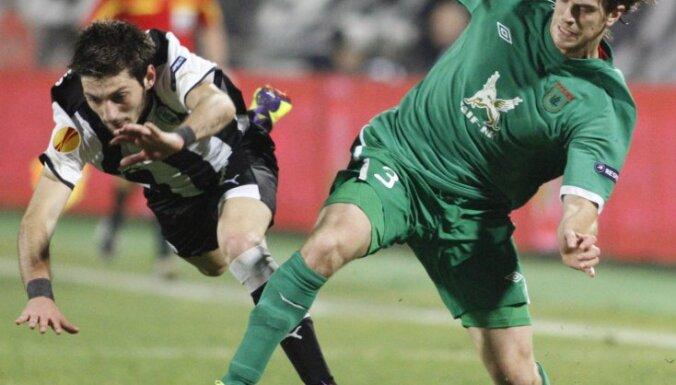"""Лига Европы: """"Рубин"""" смазал пенальти и ухудшил шансы на 1/8 финала"""