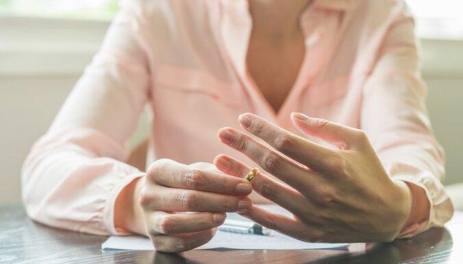 Trīs jautājumi, ko vērts sev uzdot pirms pieņemt lēmumu par laulības šķiršanu