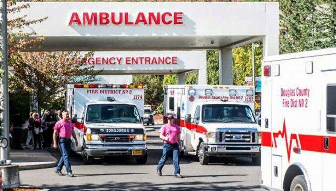 Стрельба на кампусе в штате Орегон: более 10 погибших