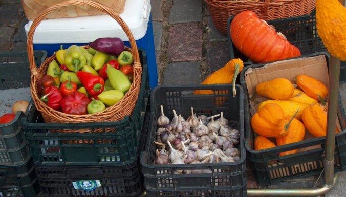 Ночной рынок перенесут на ул. Гайзиня, Пуполу и Спикеру