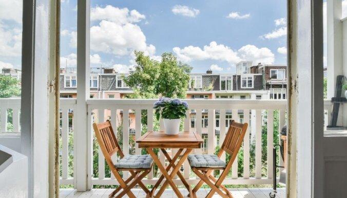 Как вдохнуть в балкон новую жизнь?